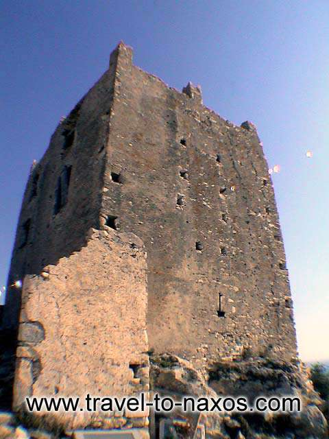 OSKELOU TOWER - There are many historians who support that the tower was built at the Hellenistic Era.