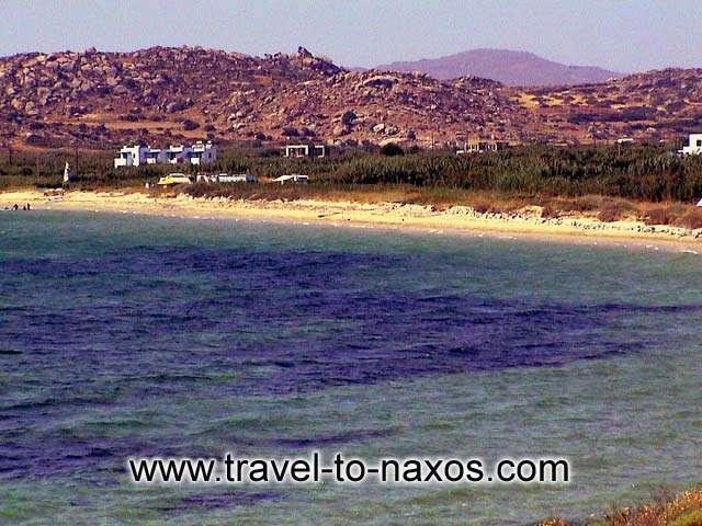 MARAGAS - The quiet Maragas beach.