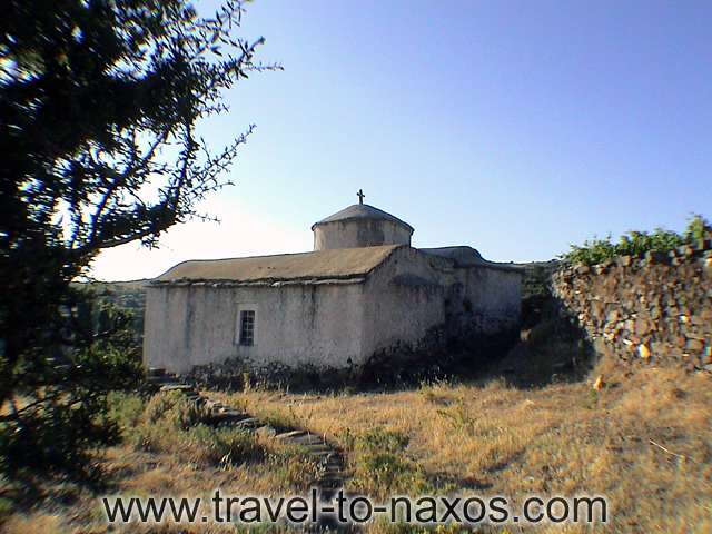 AGIOS IOANNIS PRODROMOS - The old Church of Saint George.