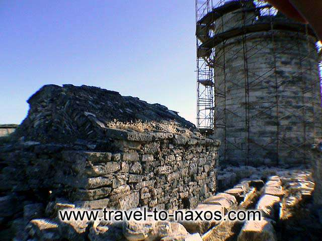 CHIMAROS TOWER - According to the dominant opinion the Chimaros Tower was built in the Hellenistic Era.