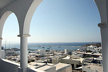 PANORAMA HOTEL  HOTELS IN  Chora Castle