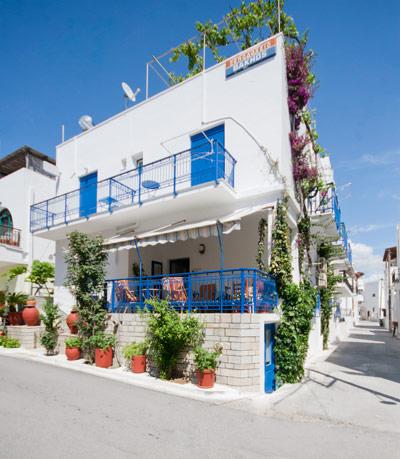 VAKHOS HOTEL IN  Chora - Naxos Island Cyclades