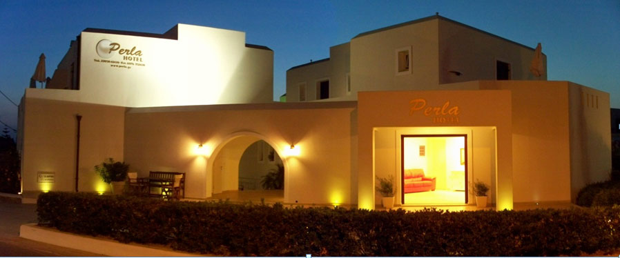 HOTEL PERLA  HOTELS IN  Aghios Prokopios,