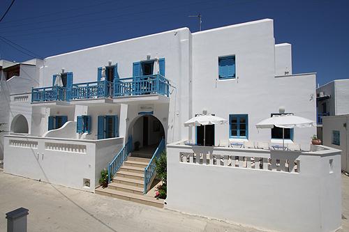 VAKHOS ISLAND  HOTELS IN  Agia Anna - Naxos Island Cyclades