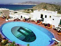 NAXOS  BEACH  II  HOTELS IN  Stelida - Agios Prokopios