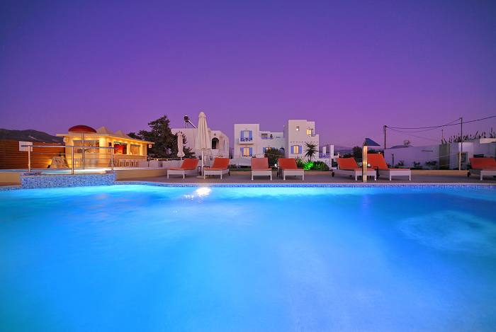 PRINCESS OF NAXOS  HOTELS IN  Chora Naxos, Cyclades islands