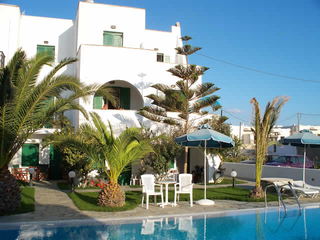 ANNITAS VILLAGE  HOTELS IN  Agia Anna , Naxos Island Cyclades, Greece