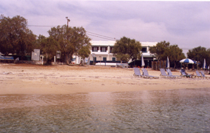 AMALIA STUDIOS IN  Saitn Prokopios beach