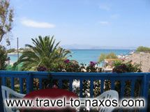 AGIA ANNA HOTEL  HOTELS IN  Agia Anna beach, Naxos Cyclades islands