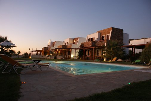 ORKOS BEACH  HOTELS IN  Mikri Vigla, Naxos, Cyclades
