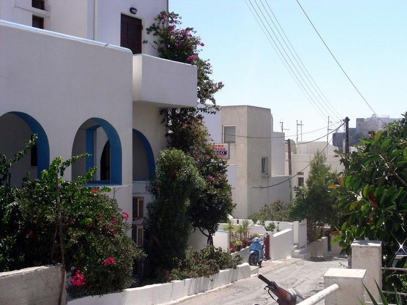 MARGO STUDIOS IN  Naxos Town (Hora)