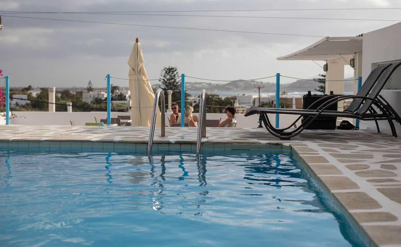MARENAXIA IN  Naxos Town (chora) - Ag. Georgios