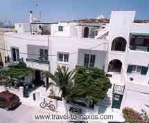 ADRIANNI HOTEL IN  Chora Naxos