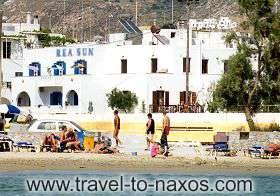 REA SUN Studios - Apartments IN  Agios Georgios, Chora
