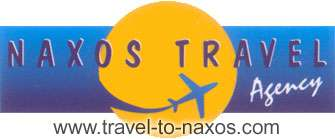 NAXOS TRAVEL AGENCY IN  Court (Protodikiou) Square
