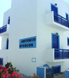 ANTONIO STUDIOS IN  Agios Georgios