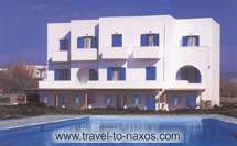 COLOSSEO STAR  HOTELS IN  Agios Prokopios, Naxos Cyclades