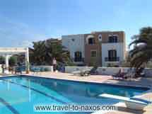 NAXOS BEACH 1  HOTELS IN  CHORA