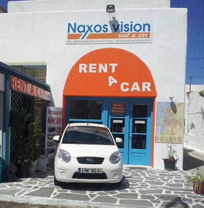 NAXOS VISION IN  Agios Georgios - Chora Naxos