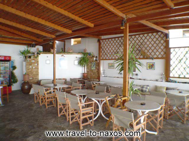 ostria hotel naxos