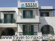 AGNADI HOTEL IN  Agia Anna
