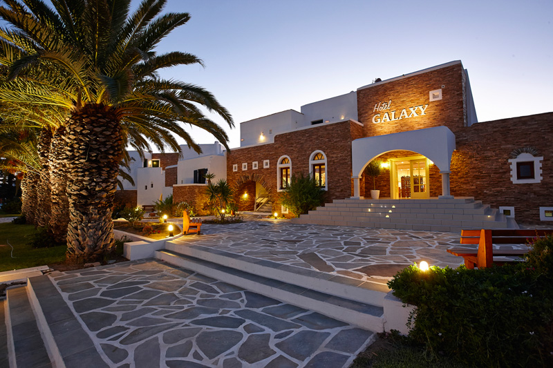 GALAXY HOTEL  HOTELS IN  Ag. Georgios - Chora Naxos
