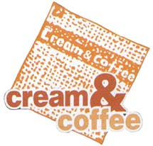 CREAM & COFFEE IN  CHORA NAXOS