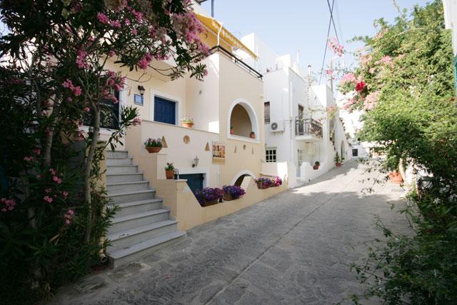 IRENE STUDIOS IN  Ag.Georgios -   Naxos Town