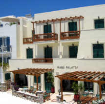 PALATIA HOTEL IN  Saint George Beach