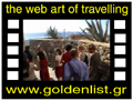 Travel to Naxos Video Gallery  - Chora castle tour -   -  A video with duration 1 min 18 sec and a size of 979 Kb