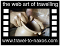 Travel to Naxos Video Gallery  - Local activities - Potato gathering (Naxos agricultural product) and a traditional ceramic workshop in action.  -  A video with duration 1.05 min and a size of 834 kb