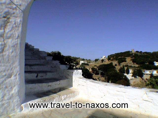 Apiranthos Naxos Greece