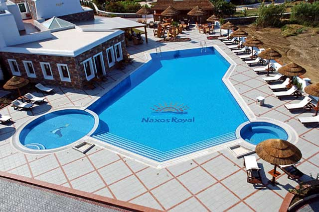 Naxos Resort Hotels In Agios Georgios